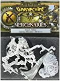 Privateer Press - Warmachine - Mercenary: Exulon Thexus Model Kit