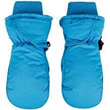 SimpliKids Children's Snow Sports Thinsulate Lined Waterproof Winter Mittens