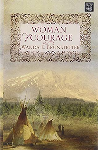 book cover of Woman of Courage