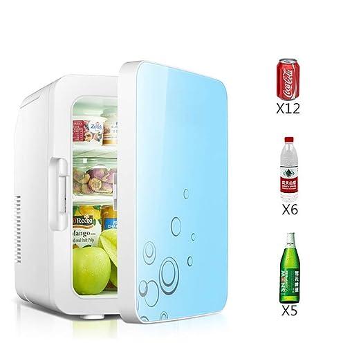 WYFDM Mini Refrigerador Y Calentador Eléctrico De 10L Mini ...