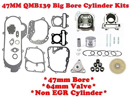 80cc moped engine kit - 2