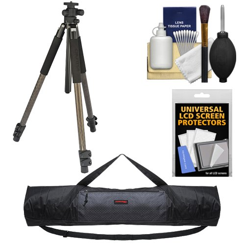 giottos-ytl-8383-72-3-way-carbon-fiber-tripod-with-case-cleaning-accessory-kit