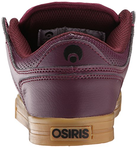 Osiris Protocol Burgundy/Black/Gum 10.5uk