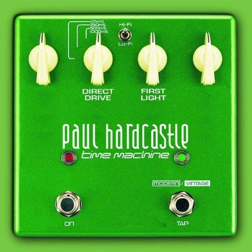 Paul Hardcastle: Time Machine-Early Recordings 1981-83 (Audio CD)