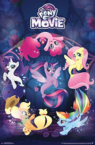 (Trends International Wall Poster My My Little Pony Movie)