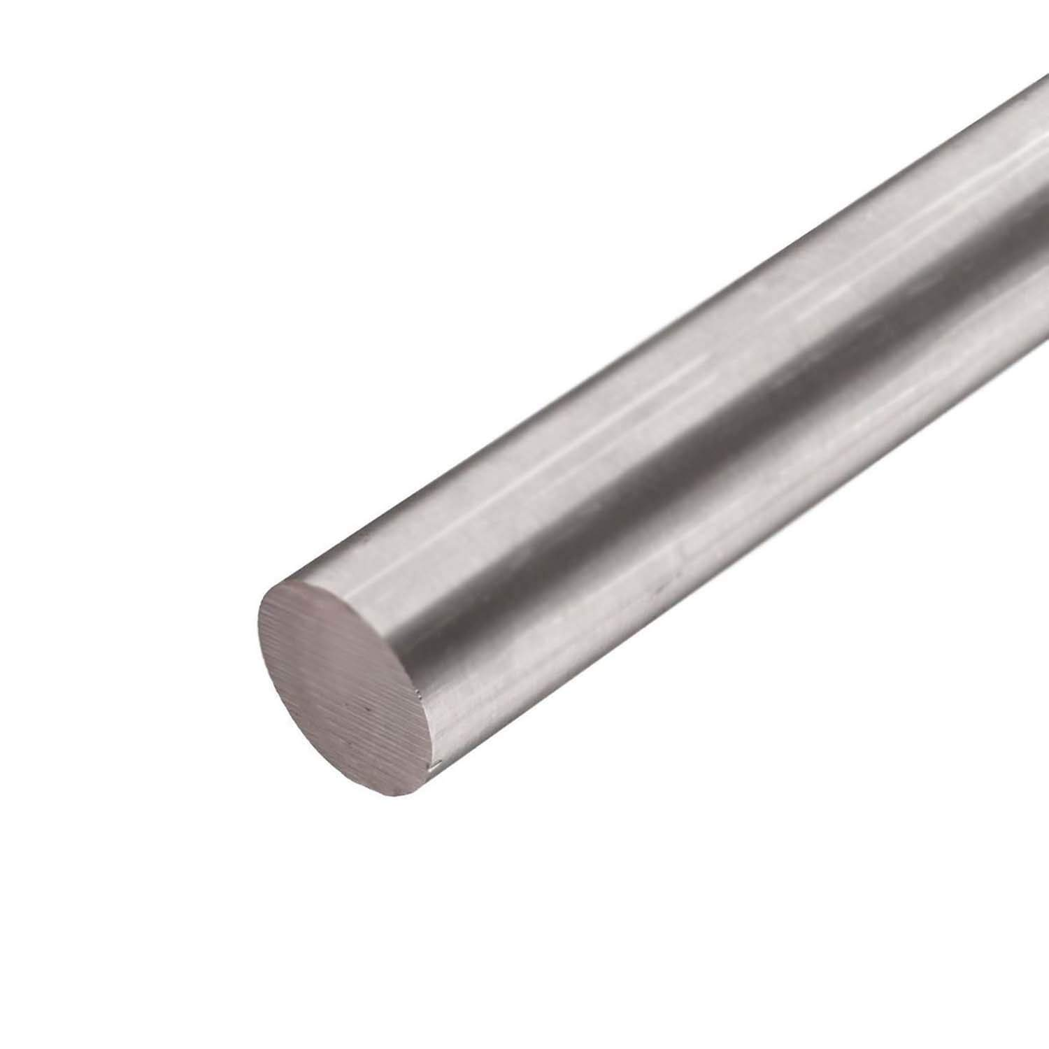 """3//4/"""" X 12/"""" Long 6061 T6511 Aluminum Round Rod In Stock and Ready to Ship Now."""