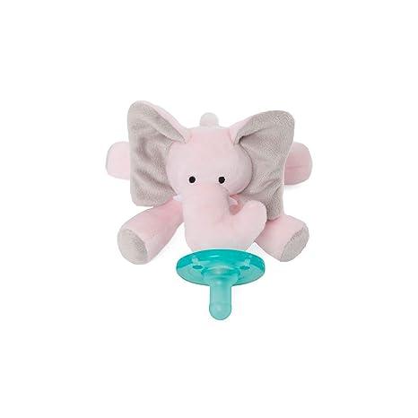 Amazon.com: WubbaNub - Chupete para bebé, diseño de elefante ...
