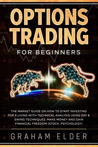 51jq%2BwdC1zL - Options Trading For Beginners: The Market Guide On How To Start Investing For A Living With Technical Analysis Using Day & Swing Techniques. Make Money And Gain Financial Freedom (Stock, Psychology)