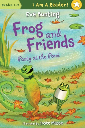 Party at the Pond (I Am a Reader!: Frog and Friends)