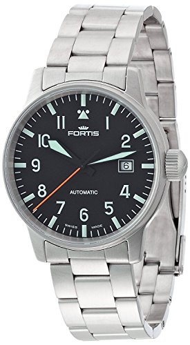 FORTIS watch free gar classic automatic 595.11.41M men's [regular imported goods]