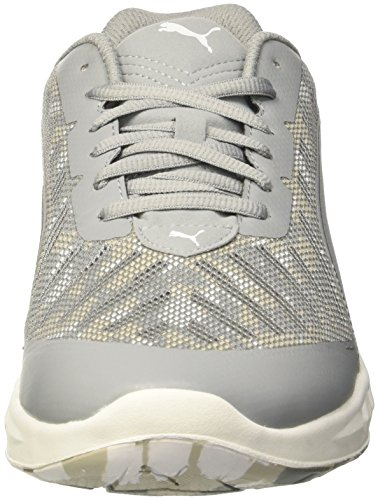 Puma Ignite Ultimate Cam, Zapatillas Hombre Quarry/Gray Violet/Bianco