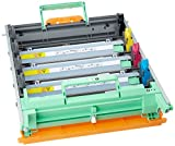 Brother DR110CL Replacement Drum Unit Compatible with Brother HL4040CN,HL4070CDW SeriesRetail Packaging