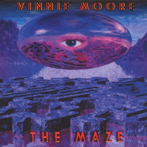 Vinnie Moore - The Maze (1999) [FLAC] Download