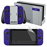 Cheap eXtremeRate Super NES SNES Edition Skin Sticker Decal for Nintendo Switch with Screen Protector (Console & Joy-con & Dock & Grip)