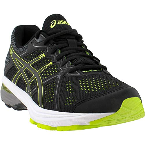 ASICS Mens GT-Xpress Running Shoes, Black/Neon Lime, Size 11