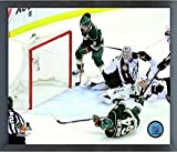 "Mikael Granlund Minnesota Wild 2013-14 Action Photo (Size: 12"" x 15"") Framed"