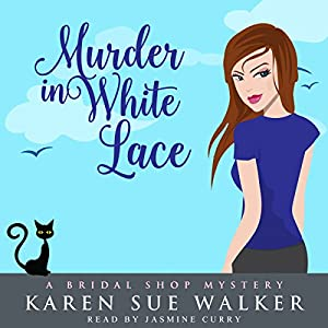 Murder in White Lace Audiobook