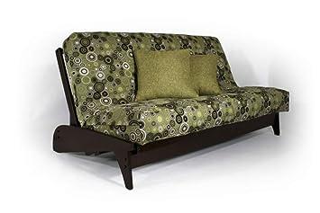 Amazon Com Strata Furniture Dillon Black Walnut Full Wall