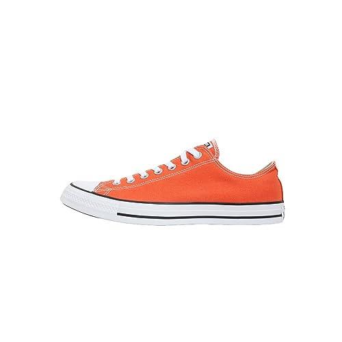 Converse Zapatillas para Mujer Naranja MY Van IS ON Fire
