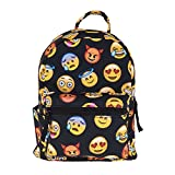 Best Emoji Backpacks For Kids - 3D cute mini pack bag for girls kids Review