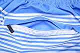 QRANSS Men's Quick Dry Swim Trunks Bathing Suit