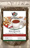 Great Iced Tea or Hot All year - Holiday Spicemint Tea -Organic Loose Herbal Caffeine-Free Tea by Dr. Rosemary's Tea Therapy