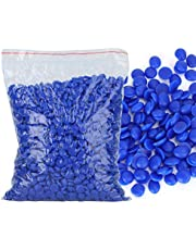 Injection Wax, Moldel Model Wax Bead for Jewelry Manufacturing for Golf Heads for Jewelry for Aircraft Blades(Blue)