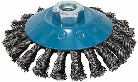 Cepillo c/ónico 115 mm M14 Bosch 2 608 622 058 0,5 mm pack de 1
