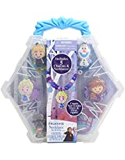 Frozen II Necklace Activity Set, 161 Pieces