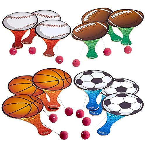 Kicko Sports Paddle Ball - 9