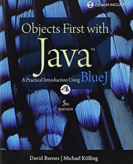 Objects first with java a practical introduction using bluej objects first with java a practical introduction using bluej 5th edition by david fandeluxe Image collections