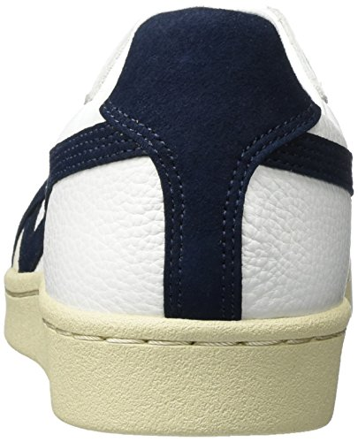Bleu top Marine Asics Unisexe blanc Baskets Bas Adultes Gsm Des Blanc qqxTzntRO