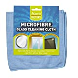 LG Harris Microfibre Glass Cleaning Cloth by Harris