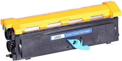 Tóner de impresora, compatible con EPSON EPL-5900 Cartucho de ...