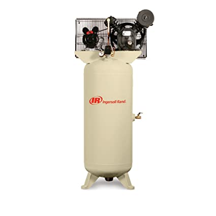 Amazon.com: Ingersoll Rand Compressors 2340L5-VTS Electric-Driven Two-Stage-Standard , 5HP With Free Air Impact Wrench And Start Up: Automotive
