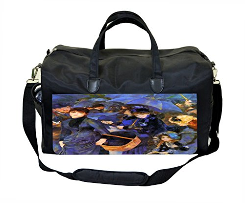 Renoir The Umbrellas Diaper Bag