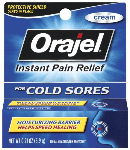 Orajel Cold Cream Sore
