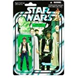 Star Wars 3.75  inch Vintage Figure Han Solo EpIV