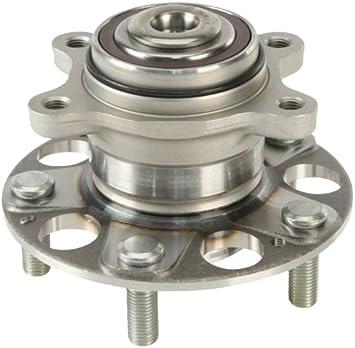 Wheel Bearing and Hub Assembly Rear NSK 58BWKH19