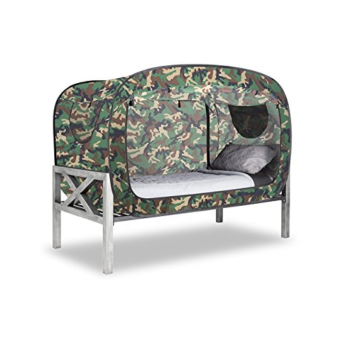 Privacy Pop Bed Tent Twin Camo Buy Online In Uae