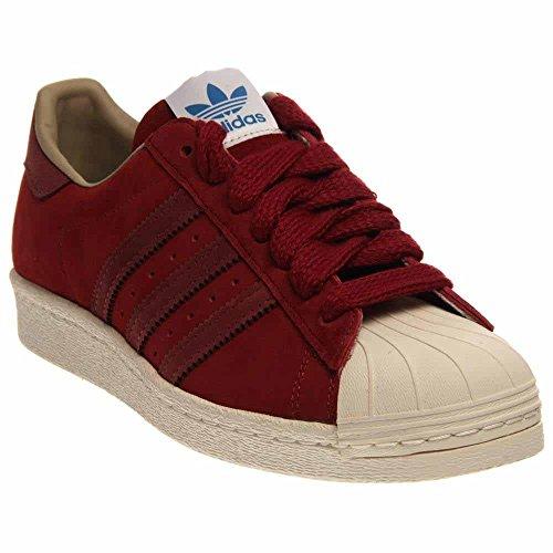 adidas Mens Superstar 80s Cburgu B26268 10