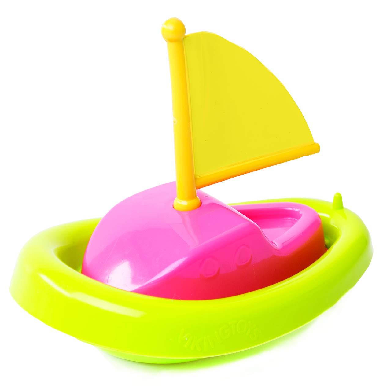 Viking Toys Sweden 6 Sailboat Bathtub Friends 81190 VP81190