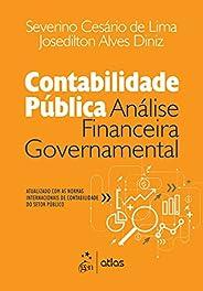 Contabilidade Pública - Análise Financeira Governamental