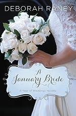 A January Bride (A Year of Weddings Novella Book 2)