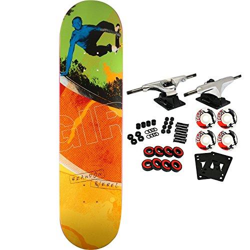 GIRL Skateboard Complete BIEBEL 20/20 8.0