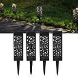 Solar Outdoor Lights, LED Spike Lamps Solar
