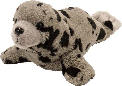 leopard seal stuffed animal - 1