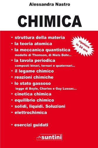 Chimica (Suntini) (Italian Edition)
