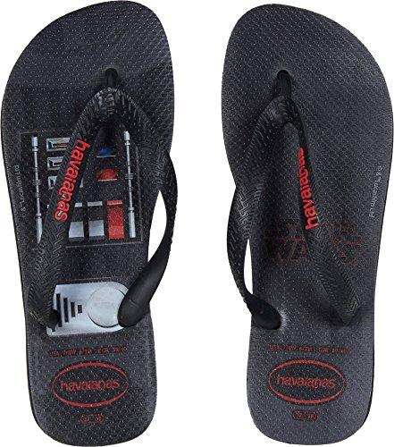 Pictures of Havaianas Unisex Star Wars Sandal Black 35/ 1