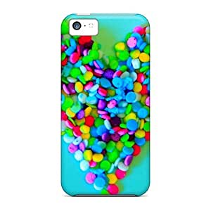 Hot Tpye Love Candy Case Cover For Iphone 5c